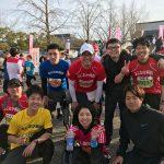 2018.3.18(日)今年も、さが桜マラソンに参加しました。